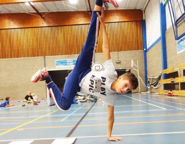 Breakdance lessen niveau C
