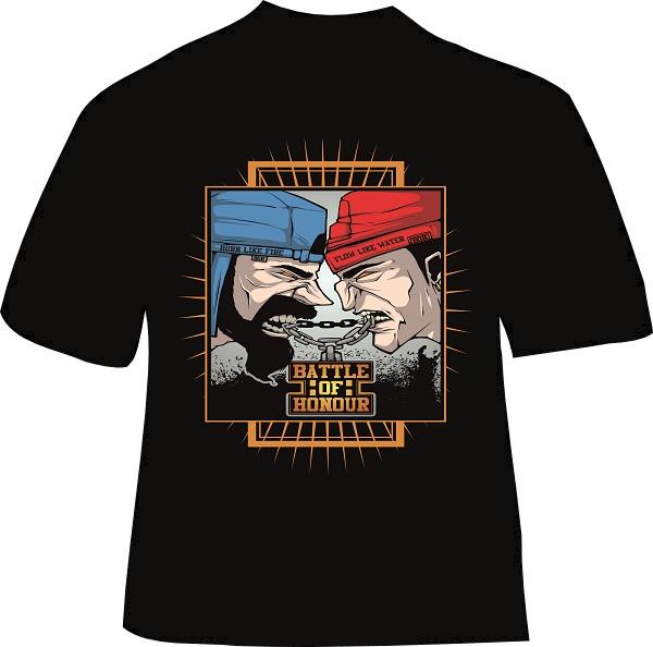 T-shirt BOH
